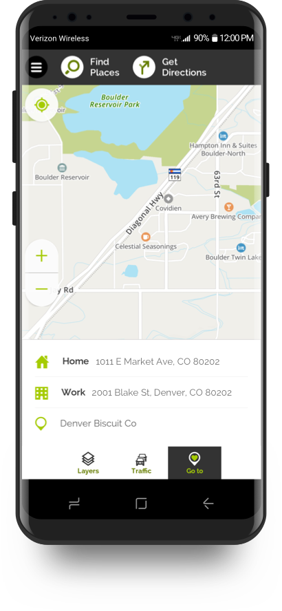 Top Five Mapquest App Store - Circus